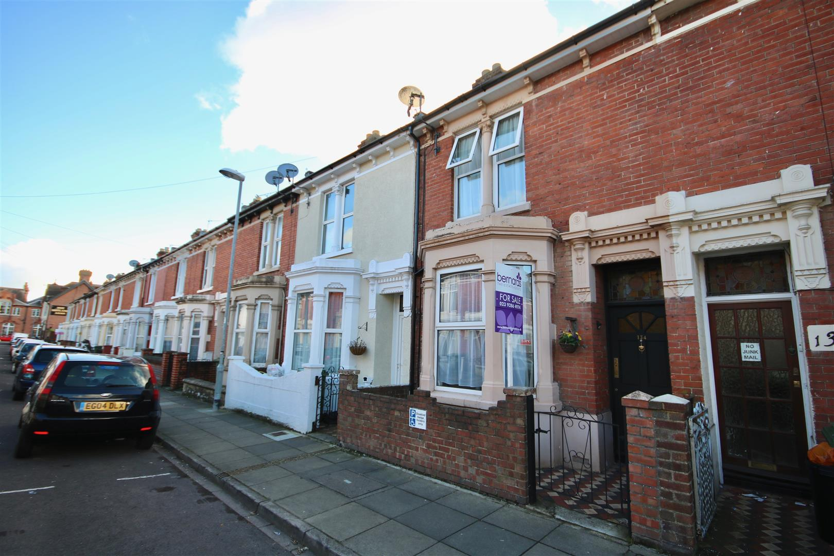 3 Bedrooms Terraced House for sale in Manners Road, SOUTHSEA, Portsmouth, Hampshire